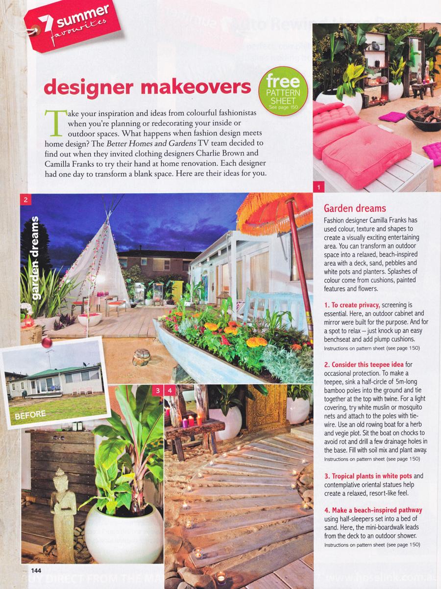 Garden Dreams Pod Gardens
